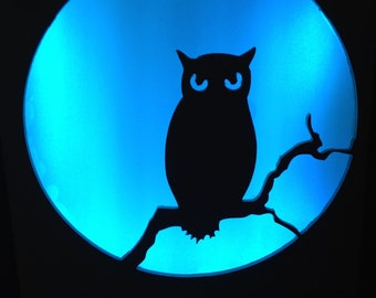 Night Owl lamp