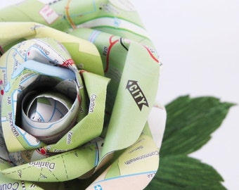 Atlas Paper Rose