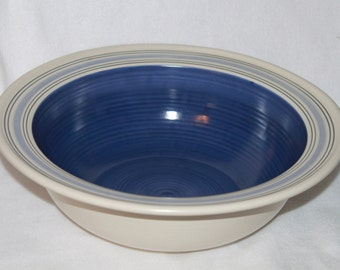 K3 Extra Large Salad Serving Bowl in Rio by Pfaltzgraff 13.75 Inch