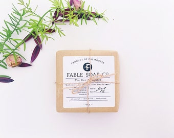 Fable Bee and Jupiter Goats Milk Soap
