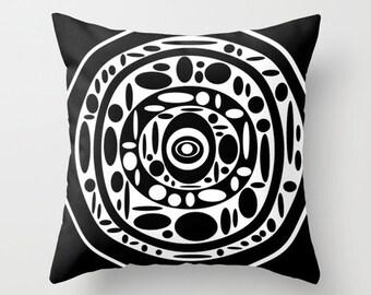 CIRCLES    Pillow Cushion