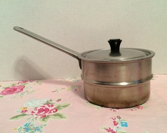 Vintage Lewis Double Boiler Cooking Melting Pot