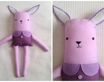 Rag Doll- Rosie Rabbit