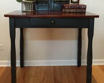 SOLD - Vintage Smaller Writing Desk