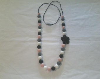 Silicone Mommy Necklaces