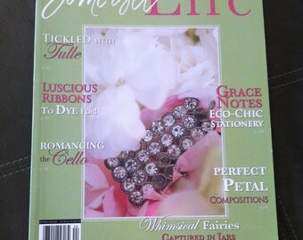 Sommerset Life April/May/June 2009 Back Issue Great Ideas for Crafters