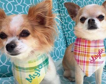 Dog Bandanas & Bowties