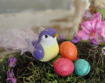 Easter Centerpiece | Easter Decor | Easter Table Decoration | Bunny Decor | Easter Table Centerpiece