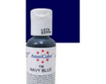 Americolor Navy Blue Gel Paste