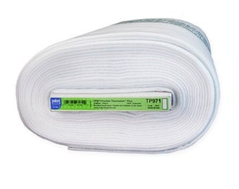 Pellon TP971 Fusible Fleece, TP971f, Pellon Thermaloam Plus, more yardage available BTY contact me for more yardage