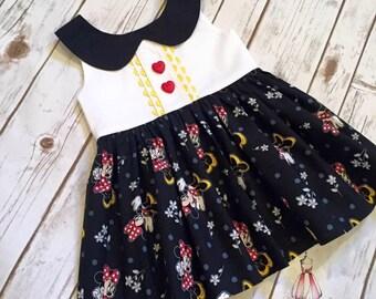 SALE!!!   Minnie Mouse Fancy Flowers Tunic:  Size 12-18 Months