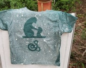 Toddler size - Merida Brave Mother Daughter Bleach Art Shirt