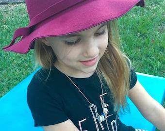 Matching Floppy Sun Hat