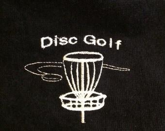 Disc Golf Towel