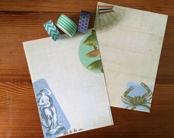 Vintage Seaside Stationery-Writing Paper