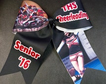 Custom Cheer Bow