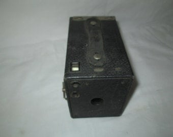 Antique Box Camera Early 20th Century Unmarked Very nice condition