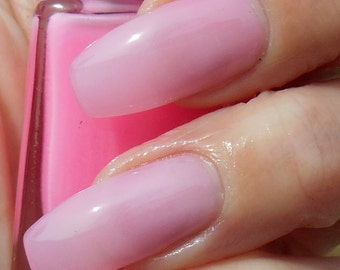 Fairy - Sheer pink nail polish