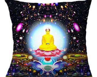 Buddha Cushion (Print on both sides)