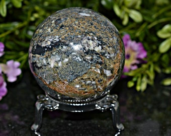 Natrual Pietersite Sphere 58 MM