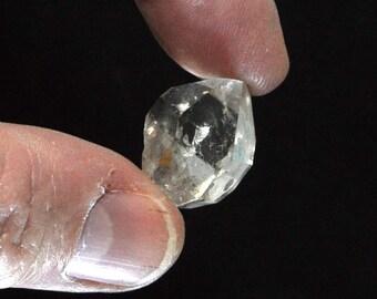 CA 25.95 Carat Herkimer diamond, double Ender, rock crystal, healing stone