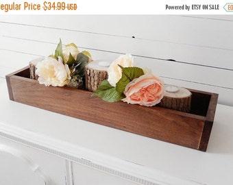 Sale Wood Centerpiece Box- Rustic Centerpiece Box- Wedding Centerpiece Box- Sweetheart Table Centerpiece- Head Table Centerpiece- Rustic Wed