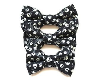 Skulls Bow Tie