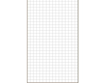 Personal grid paper