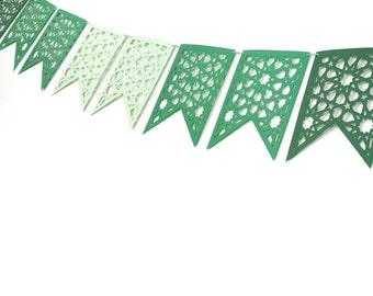 Geometric bunting, Ramadan banner, eid banner, aqiqa decoration, ramadan decoration