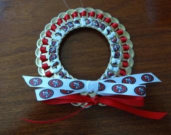 SAN FRANCISCO 49ers Ornament / Magnet