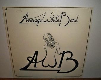 Average White Band - AWB  Vinyl LP Record Album