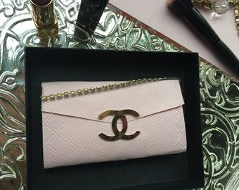 Standard Chocolate bar wrapper, bag, purse chocolate wrapper
