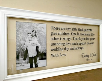 Customary Wedding Gift From Grooms Parents : Wedding Gifts for Parents Mother of the Groom Gift Wedding Mother of ...
