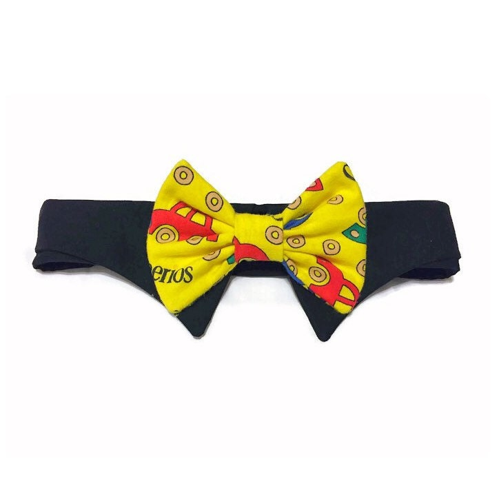 Cheerios Bow Tie Shirt Collar Set By Snortlife On Etsy