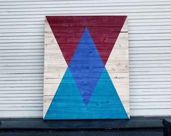 DRFT/WOOD     Wall Art     ( 3 of 9 )