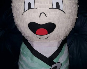 Funny Baby pinata for baby shower or gender reveal party