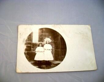 Antique Postcard, Vintage Postcard, Picture Postcard, Retro Postcard