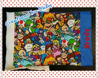 Super Mario Bedding Etsy