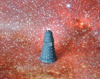 Doctor Who Dalek Candle 4GBP each or 3 for 10GBP