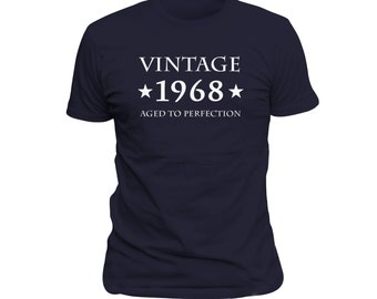 49th Birthday Gift Vintage 1968 Shirt Gift for 49th Birthday 49 Years Old Shirt Turning 49 Tshirt Funny Tshirt Gift idea #OS279