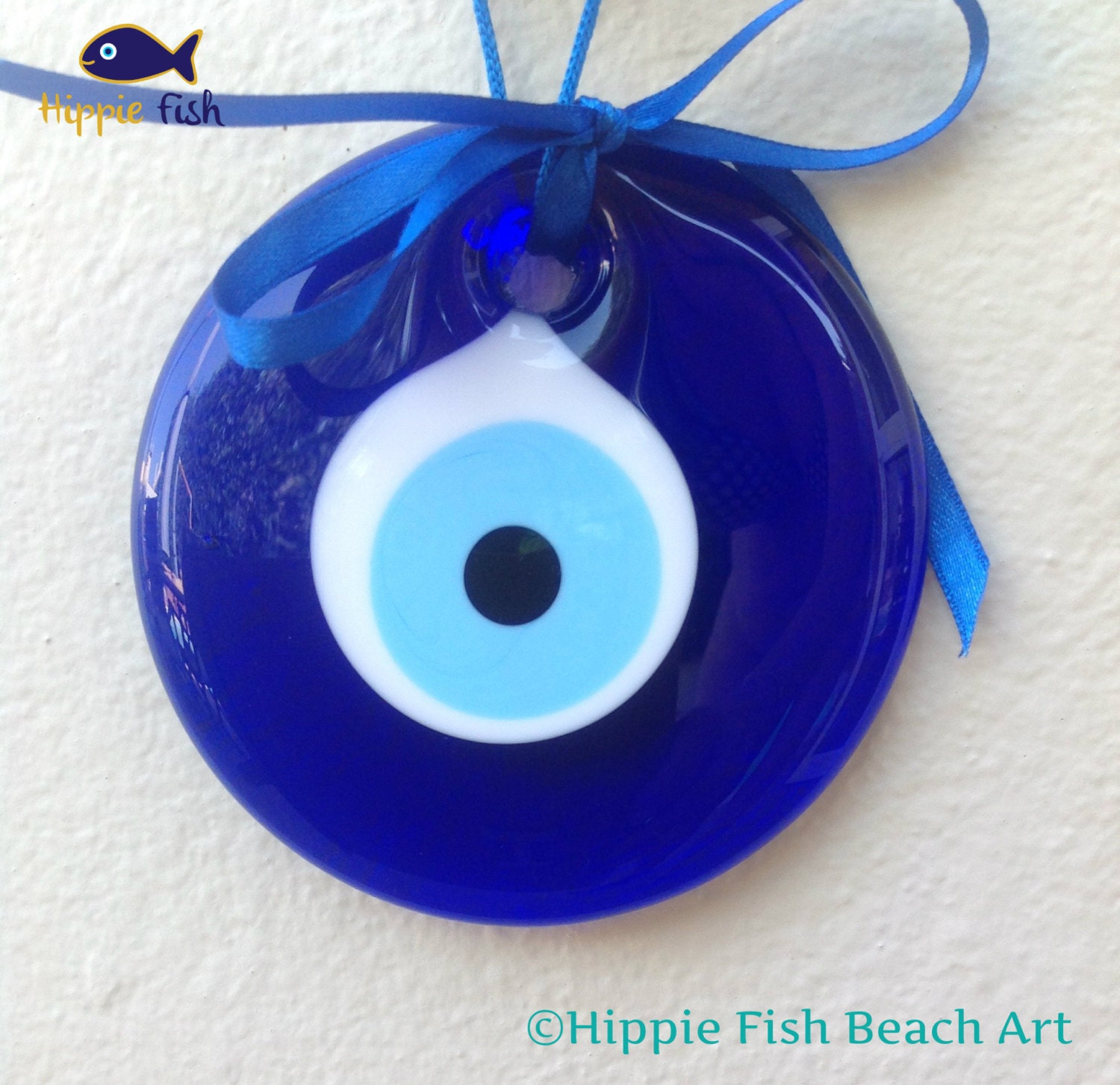 Evil eye wall hanging eye charm good luck charm nazar zoom amipublicfo Gallery