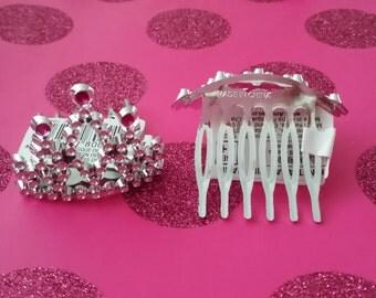 1 dz. mini tiara for decorating