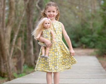 Special Occasion Dress - Girls Holiday Dress - Girls Boutique Dress - Boutique Clothing - Halloween Dress - Christmas Dress - Easter Dress