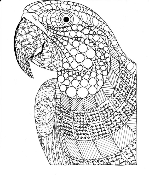 hand made coloring pages - photo#42