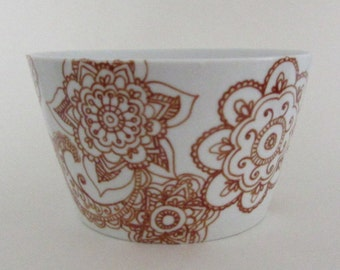 Tattooed Bowl