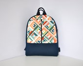 NEW, canvas backpack, laptop backpack, canvas rucksack, laptop bag, cotton canvas bag, cotton canvas backpack MADE to ORDER