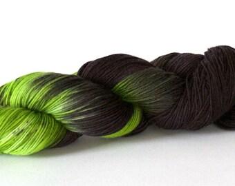 Wicked Witch- Knocking Socks Yarn