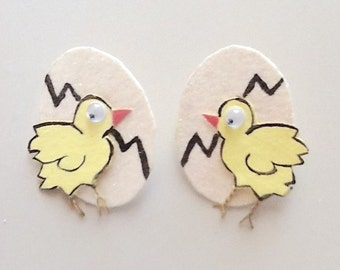 Chick Earrings