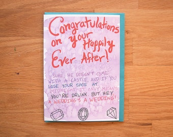 Funny Wedding Cards