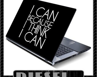 I Can Because I Think I Can (Decal)